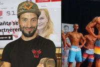 Vyhublý svalovec Noid po první fitness soutěži: Spořádal vagón jídla!