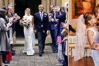 """Ministr Vojtěch se oženil v kapli, obřad měla """"pod palcem"""" nevěsta Olga"""
