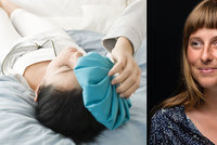 Kvůli bolesti hlavy nemohla ani vstát. Migréna Češku připravila o tři roky života