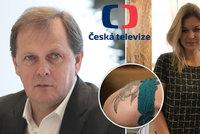 Tetovaná poslankyně Kořanová chápe u ČT útoky na Dvořáka. Co řekla o poplatcích?