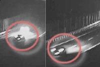 Opilec uháněl po dálnici na Cheb v protisměru: Pak několik kilometrů ujížděl policii!