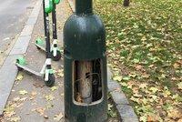 Nejen, že svítí. Pouliční osvětlení dokáže zachránit zdraví i život, není-li poničeno