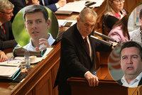 """Zeman: Pozor na """"ekošílenství"""" a daňové výjimky. Expert ODS: Zapomněl být ekonom"""