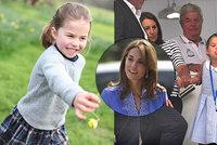 Kate šokuje zvláštní zálibou malé Charlotte: Tohle nedělají jen dospělí?!