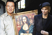 Obraz, který Gott (†80) nikdy nechtěl prodat, jde do dražby! Proč musí dílo pryč?