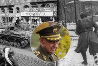 Děsivé vzpomínky: Po děvčatech zbyly jen krvavé cucky, rozpovídal se válečný veterán Kuchynka (94) v Botanické zahradě