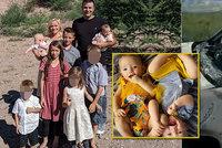 Kartel brutálně popravil mormonskou rodinu: Šest dětí nechali shořet v autě!