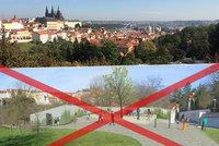 Kontroverzní záchody na Petříně nevyrostou: Radní po nátlaku obyvatel změnili rozhodnutí