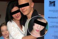 Důchodce v Brně zastřelil maminku Míšu (†35): Zůstaly po ní dvě děti