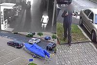 Tři zločinci si nakradli za 5 mega! Kino, zoopark i zlatnictví, šlohli i motorový člun