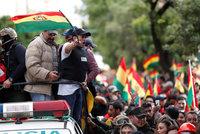 Prezident odstoupil. V Bolívii panuje chaos. Lůza rabuje domy celebrit