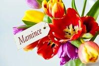 V neděli je Den matek. Mezi dárky budou květiny, čokoláda i kosmetika, wellness spíš ne