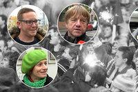 """Sametová revoluce napříč generacemi: """"Svobody si musíme vážit,"""" mají jasno Češi"""