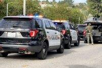 Střelbě na střední škole v Kalifornii: Tři lidé bojují o život