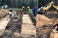 U koncentráku v Treblince našli neznámý masový hrob. Zemřelo tu 900 tisíc Židů