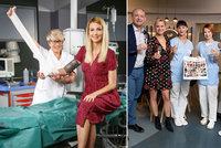 Moderátorka Primy Sandra Parmová: Skončila s ovázanou rukou!