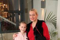 Janečkova partnerka Mátlová s dcerou Emily: Podoba se nezapře!