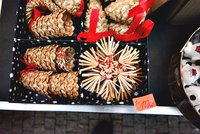 Vánoční trhy v Praze: Kde si už koupíte svařák nebo ozdoby na stromeček?