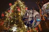 Tipy na víkend: Začínají vánoční trhy! Koňský povoz přiveze strom a bojovníci zkříží meče