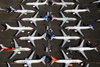 """Boeingy 737 MAX hlásí další problém. Tentokrát je mají aerolinky """"uzemnit"""" kvůli elektřině"""