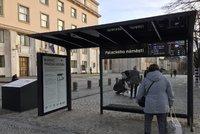 Nové přístřešky zastávek MHD v Praze: Městská firma vypíše 300milionový tendr