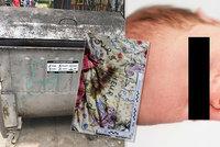 Další dítě nechtěla, hodila ho do popelnice! 17 let pro narkomanku z Karviné platí