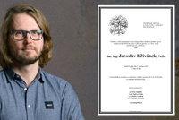 Po smrti mladého docenta (†43) truchlí kolegové: Katastrofa, nespravedlivý osud