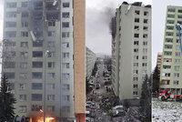 ONLINE: Výbuch v Prešově zabil 8 lidí. Děsivé video ukázalo výbuch