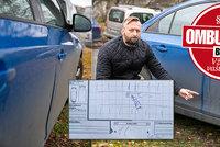 Jiří (42) bojuje s pojišťovnou, která nechce uhradit škodu: Záznam o nehodě mi nestačil!