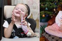 Eliška (6) trpí vzácnou nemocí: Před volbami politici slibovali pomoc. Dočkala se jí?