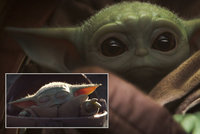 Baby Yoda: Nový roztomilý fenomén z vesmíru Star Wars