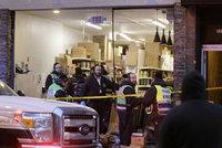V košer obchodě zabíjeli milenci: Zastřelili rodinu majitele, migranta a otce pěti dětí