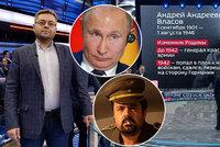 """Žirinovskij chtěl poslat na Čechy Stalinovo vojsko. Expert: """"Pro Rusy jste nevděčníci"""""""