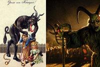 Děsivý Krampus: Temná vánoční legenda