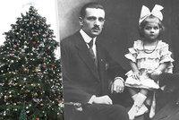Kvůli Lidušce, která umírala v lese, máme na náměstích stromky: Zachránil ji Těsnohlídek
