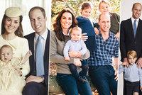 Drobné detaily prozradily vše! Co odhalily fotky Willa a Kate v průběhu let?