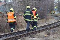 Tragédie na železnici: Žena v Kyjově skočila pod vlak, spoje nabírají zpoždění