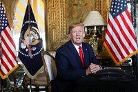 """Kim slíbil Američanům """"vánoční dárek"""". Trump doufá ve vázu místo rakety"""