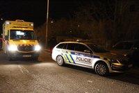 Tragická nehoda na Třebíčsku: Mladý řidič narazil do sloupu elektrického vedení, na místě zemřel