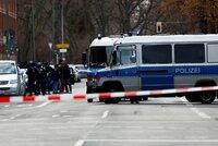 Berlín vyděsila střelba u zábavní haly: Jeden mrtvý, čtyři zranění