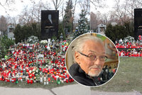 Nedožité narozeniny Karla Gotta: Lidé se klaní u hrobu Mistra! Smutné výročí v přímém přenosu