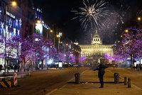 Na Silvestra v noci mráz, přes den kolem nuly. Co říká výhled počasí na začátek roku?