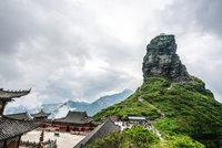 Úchvatné buddhistické chrámy: Do nebes vede 8888 schodů!
