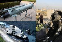 ONLINE: Letadlo sestřelil Írán, možná omylem, šokoval premiér Kanady. Video ukázalo explozi