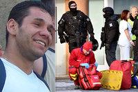 Vyšetřování masakru v Ostravě: Brutální záznamy z kamer potvrdily plán vraha Vitáska