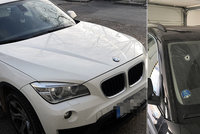 Drama na Písecku: Řidič BMW střílel po druhém autě! Zatkli ho pro pokus vraždy