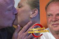 Výměna manželek byla hříšná: Vlasta přiznal, co se skutečně stalo mezi ním a Lucií!