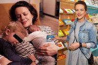 Andrea Růžičková 16 dní po porodu přiznává: Přišla krize...