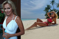 Kateřina Brožová (51) má tělo bohyně! Odhodila stud i šaty