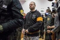 Vraha Kuciaka (†27) a jeho Martinky poslal soud na 23 let za mříže. Hrozilo mu doživotí